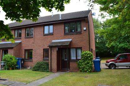 1 Bedroom House for sale in Bloomsbury Way, Lichfield