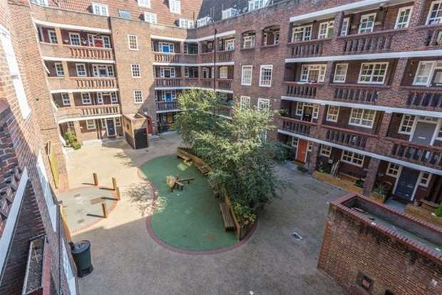 2 Bedrooms Flat for sale in Pritchards Road, London