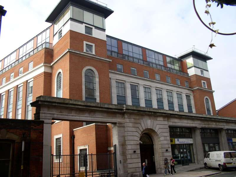 2 Bedrooms Apartment Flat for sale in Hatton Garden, Liverpool, L3
