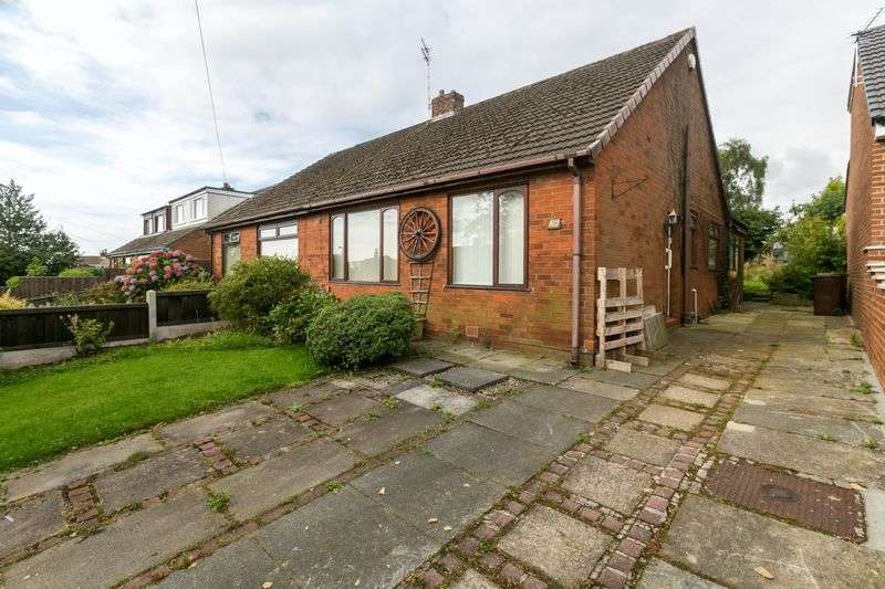 3 Bedrooms Semi Detached Bungalow for sale in Park Avenue, Shevington, WN6 8AQ