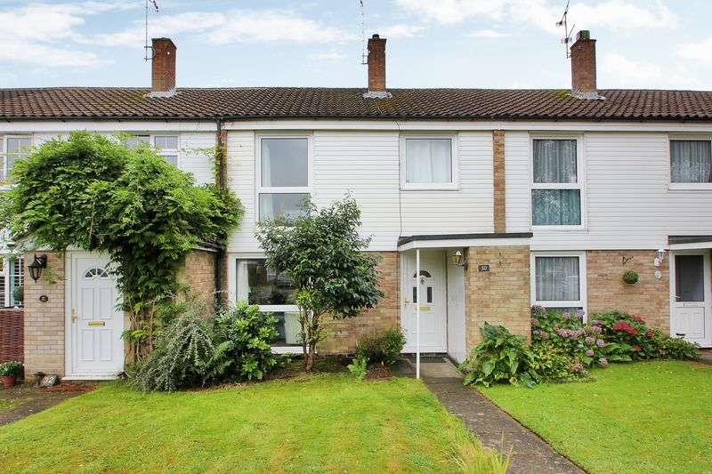 3 Bedrooms Terraced House for sale in Fairway, Copthorne, West Sussex