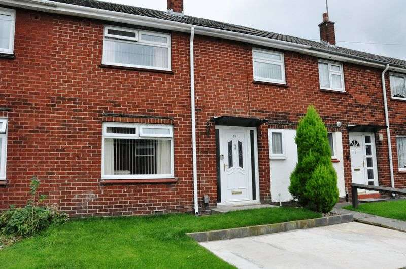 3 Bedrooms Terraced House for sale in St. Gregorys Place, Chorley