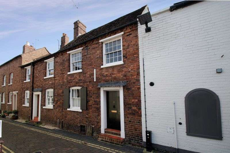 2 Bedrooms Cottage House for sale in Bank Street, Bridgnorth
