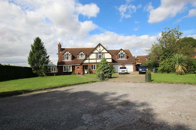 5 Bedrooms Detached House for sale in WILLOW DRIVE, LOUTH