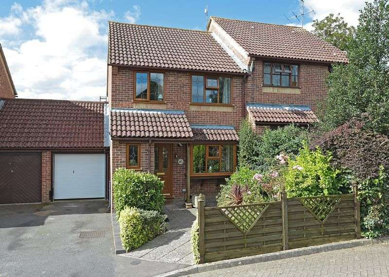 3 Bedrooms Semi Detached House for sale in Rookwood Close, Ridgewood, East Sussex