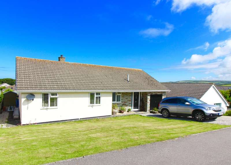2 Bedrooms Bungalow for sale in Pentargon Road, Boscastle, Cornwall, PL35