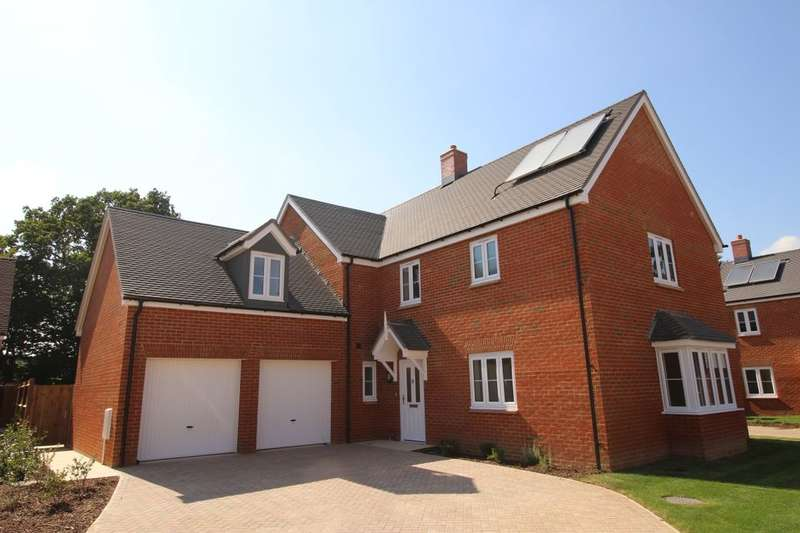 5 Bedrooms Detached House for sale in Woodchurch Road, Shadoxhurst, Ashford, TN26