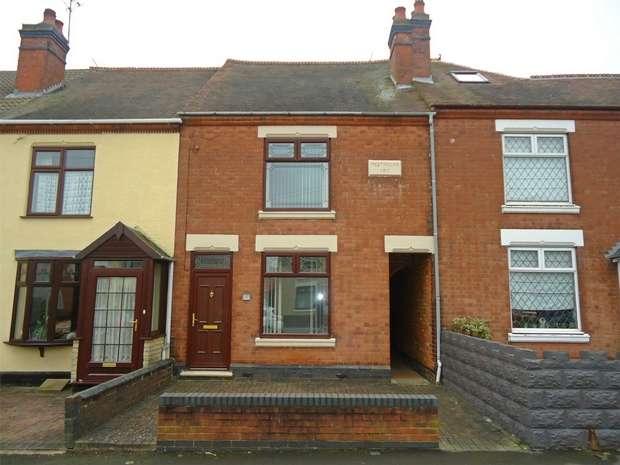 2 Bedrooms Terraced House for sale in Arden Road, Bulkington, Warwickshire