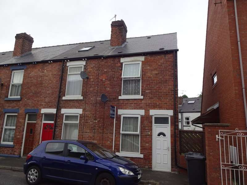 3 Bedrooms End Of Terrace House for sale in Molloy Place, Meersbrook