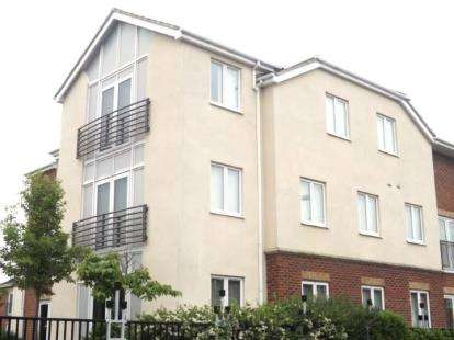 2 Bedrooms Flat for sale in Jack Hardy Close, Syston, Leicester, Leicestershire