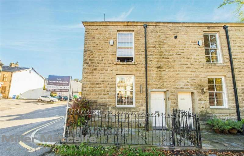 2 Bedrooms Semi Detached House for sale in Burnley Road, Crawshawbooth, Rossendale, Lancashire