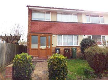 3 Bedrooms Semi Detached House for sale in Romford, Essex