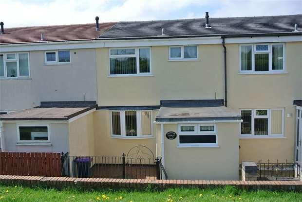 3 Bedrooms Terraced House for sale in Woodside Road, Trevethin, PONTYPOOL
