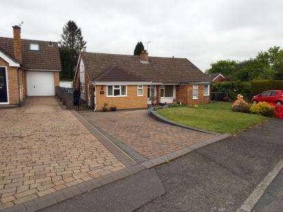 3 Bedrooms Bungalow for sale in Kingswood Avenue, Corley, Coventry, Warwickshire