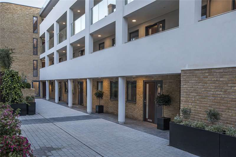2 Bedrooms Flat for sale in Regency Street, London, SW1P