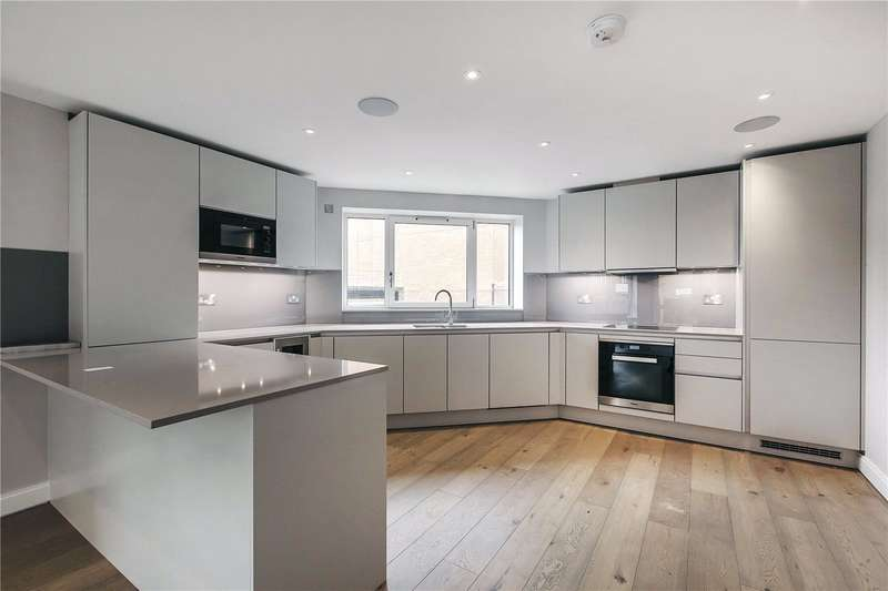 3 Bedrooms Flat for sale in Regency Street, London, SW1P