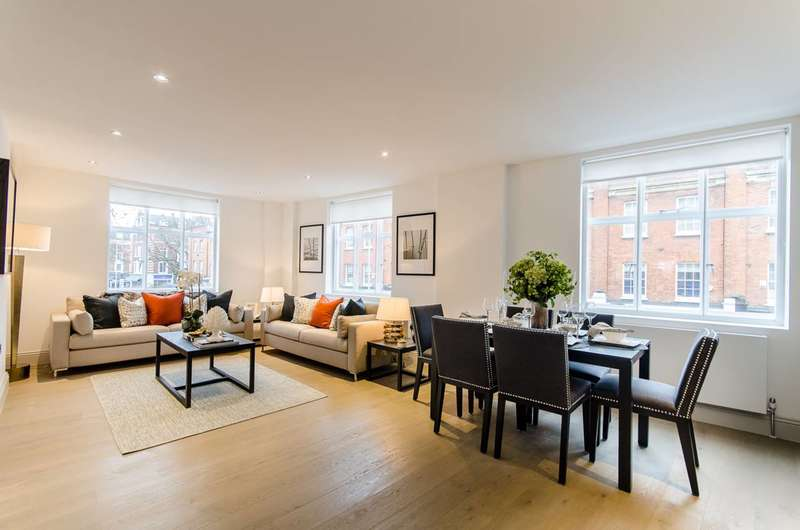 2 Bedrooms Flat for sale in Paultons Square, Chelsea, SW3