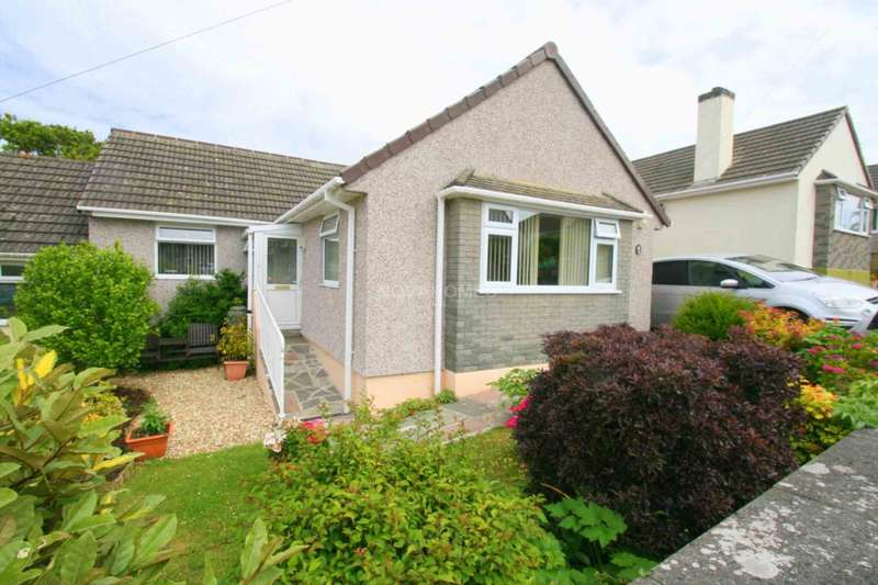 3 Bedrooms Semi Detached Bungalow for sale in Radford View, Plymstock, PL9 9EA
