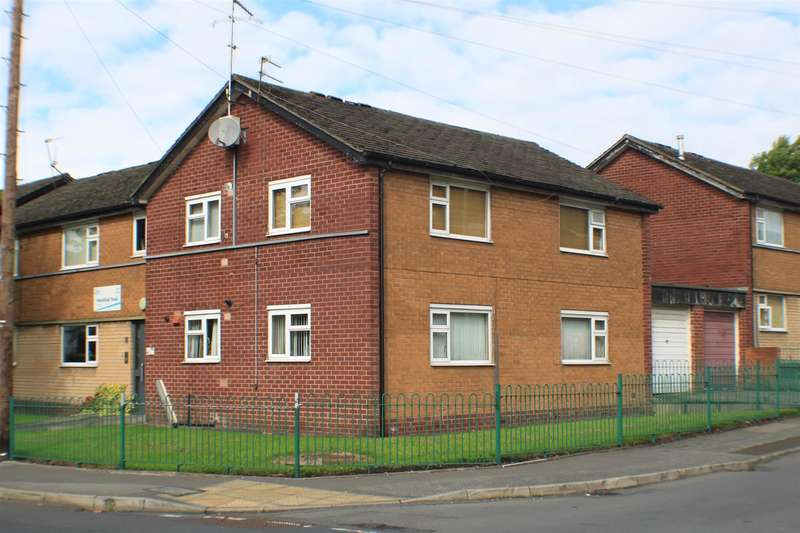 2 Bedrooms Flat for sale in Mossfield Road, Swinton, Manchester