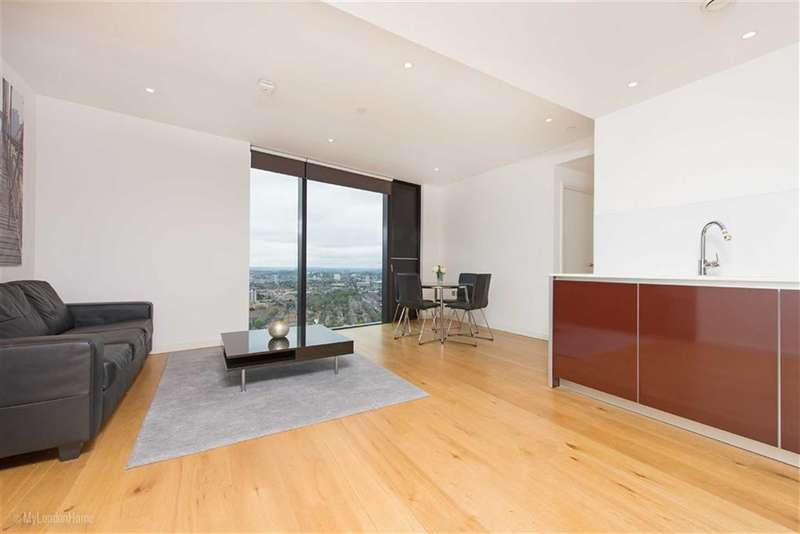 2 Bedrooms Property for sale in Strata, Walworth Road, Elephant And Castle, London, SE1