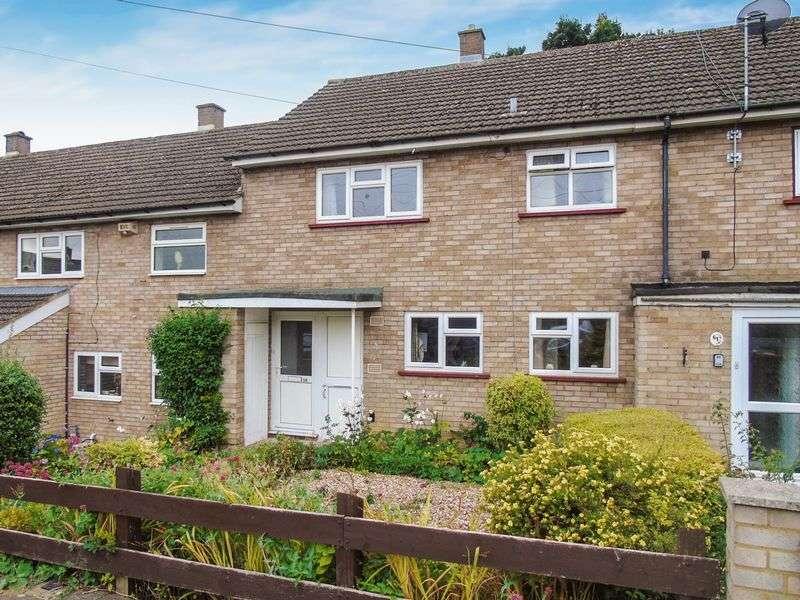 3 Bedrooms Terraced House for sale in Pankhurst Crescent, Stevenage