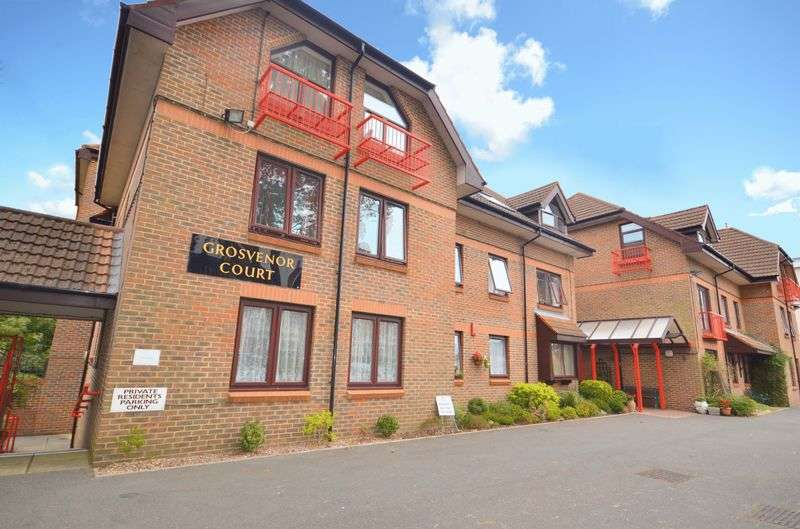 2 Bedrooms Retirement Property for sale in Suffolk Road, Bournemouth