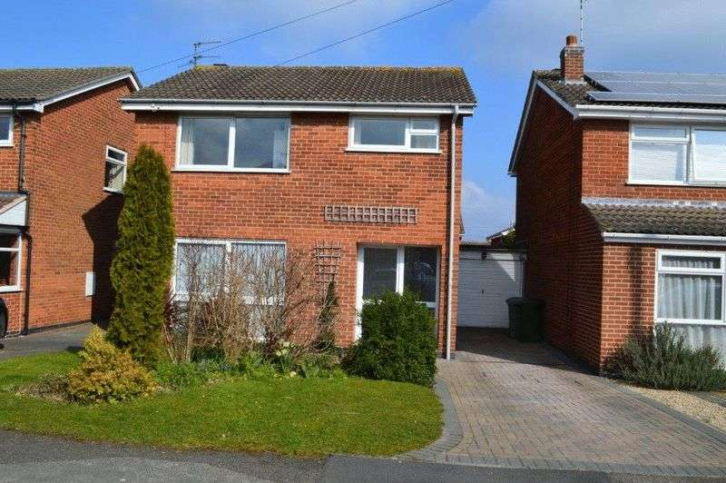 3 Bedrooms Detached House for sale in Winchester Close, East Leake