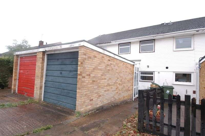 3 Bedrooms Terraced House for sale in Hillary Road, Maidstone