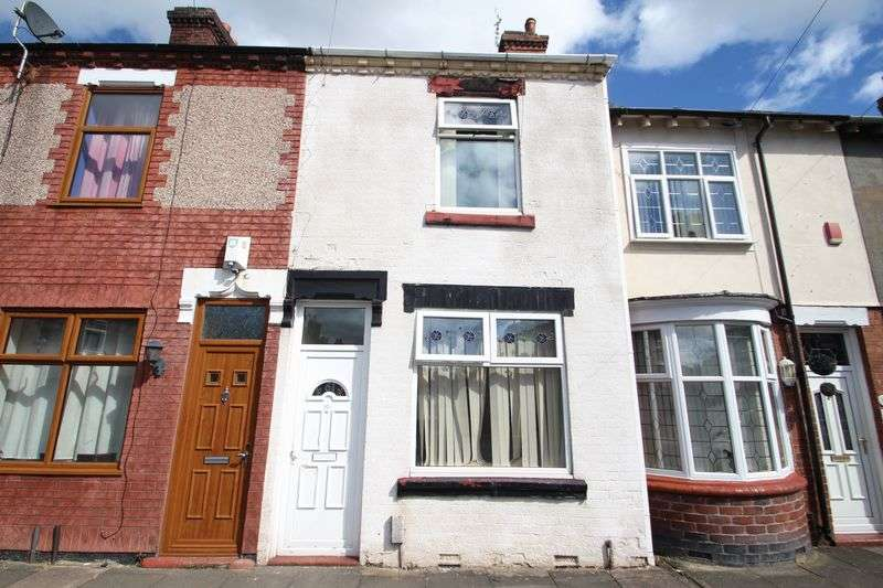 2 Bedrooms Terraced House for sale in Austin Street, Joiners Square, Stoke-On-Trent