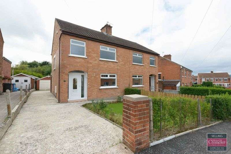 3 Bedrooms Semi Detached House for sale in 7 Hillburn Park, Belfast, BT6 9PF
