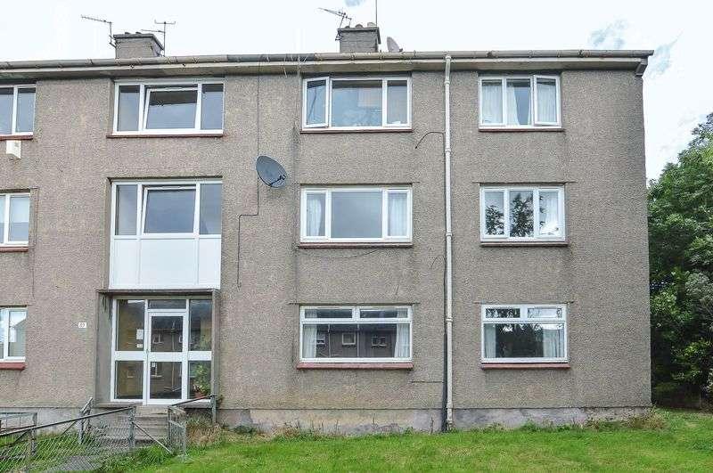 2 Bedrooms Flat for sale in 57/2 Firrhill Drive, Colinton Mains, Edinburgh, EH13 9EU