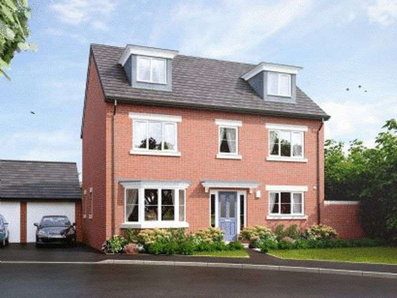 5 Bedrooms Detached House for sale in KEMPSEY MEAD Main Road, Worcester, WR5 3NF