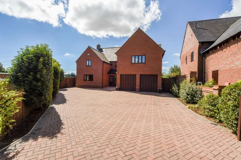 7 Bedrooms Detached House for sale in Watling Street West, Towcester, Northamptonshire, NN12