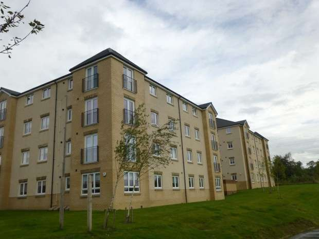2 Bedrooms Apartment Flat for sale in Cambridge Crescent, Crystal Park, Clarkston, Airdrie, ML6