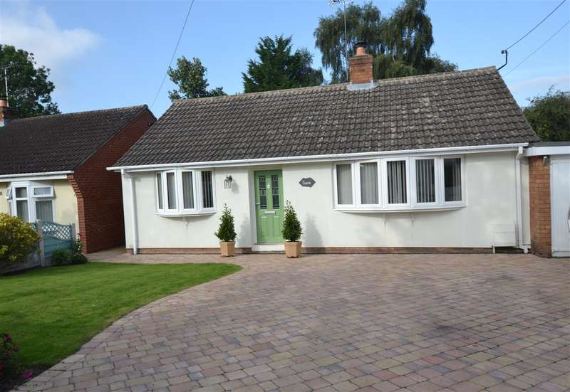 2 Bedrooms Detached Bungalow for sale in Casita, Gnosall, Stafford