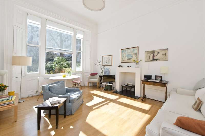 1 Bedroom Ground Flat for sale in Arundel Gardens, London, W11