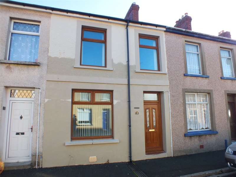 2 Bedrooms Terraced House for sale in Brooke Avenue, Milford Haven, Pembrokeshire