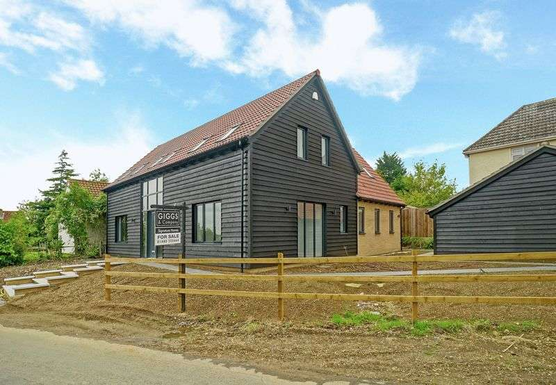 4 Bedrooms Detached House for sale in Abbotsley, St. Neots
