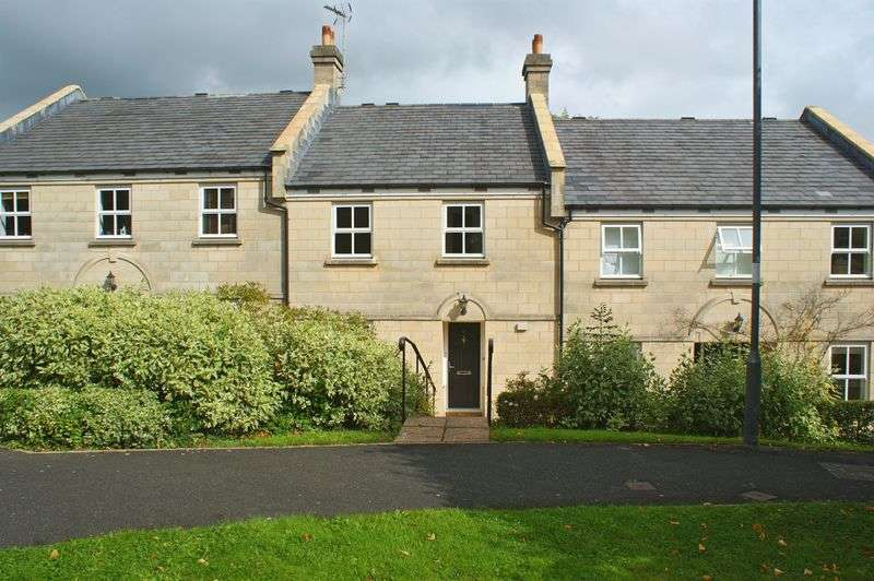 4 Bedrooms Terraced House for sale in 17 Lansdown Heights, Bath, BA1 5AE