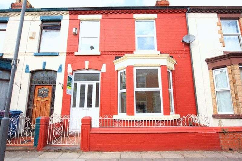 3 Bedrooms Terraced House for sale in Avondale Road, Waveretree, Liverpool, L15