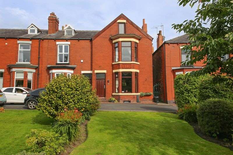 4 Bedrooms Terraced House for sale in Hall Lane, Hindley, Wigan
