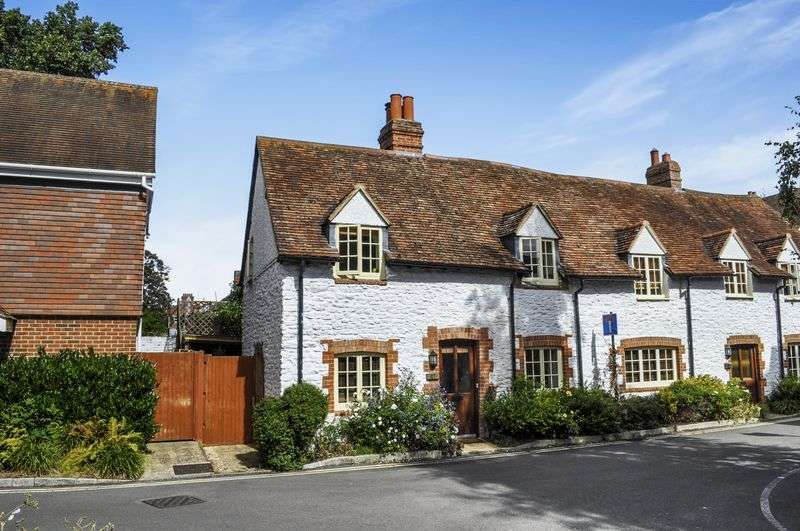 2 Bedrooms Cottage House for sale in Coopers Lane, Abingdon