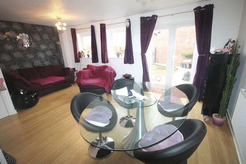 4 Bedrooms Terraced House for sale in Guillemot Road, Portishead