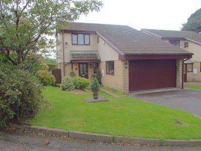 4 Bedrooms Detached House for sale in Lime Tree Grove, Rawtenstall, Rossendale, Lancashire, BB4