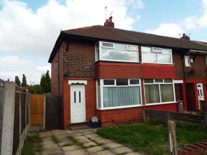 2 Bedrooms Semi Detached House for sale in Horwood Avenue, Rainhill, Prescot, Merseyside, L35