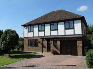 4 Bedrooms Detached House for sale in Cornflower Close, Weavering, Maidstone, Kent