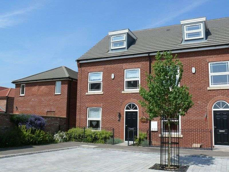 3 Bedrooms Detached House for sale in The Pavillions, Faldingworth