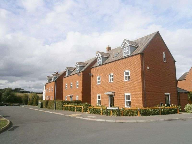 5 Bedrooms Detached House for sale in Avoncrest Drive, Tewkesbury