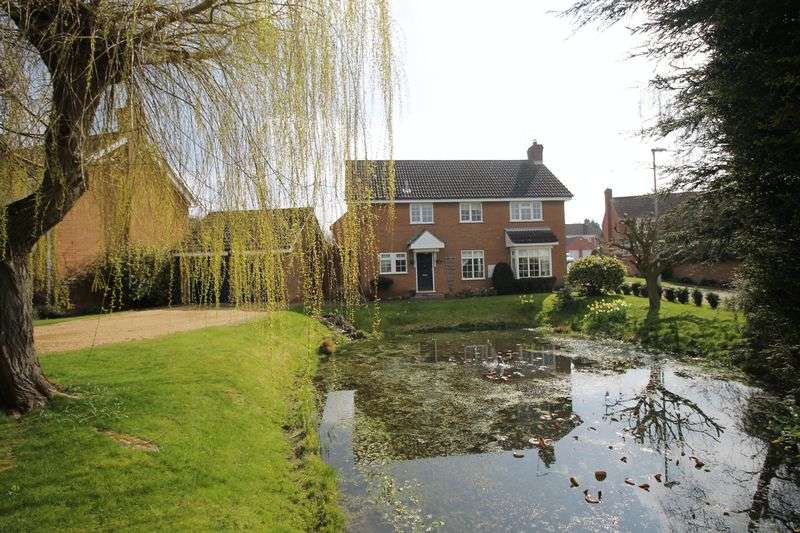4 Bedrooms Detached House for sale in Tort Hill, Sawtry, Huntingdon, Cambridgeshire