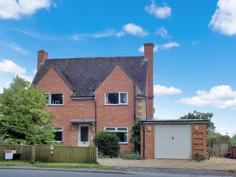 3 Bedrooms Detached House for sale in Hampton Poyle, Oxfordshire